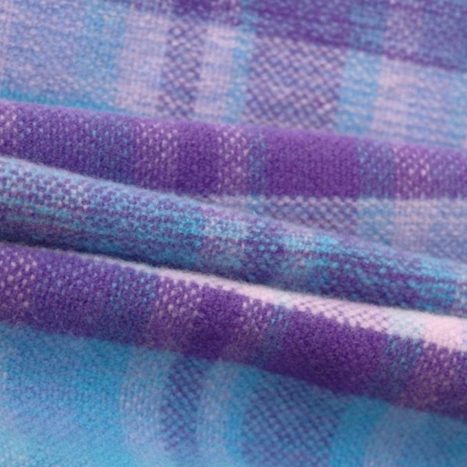 Hand Woven Lambswool Scarf