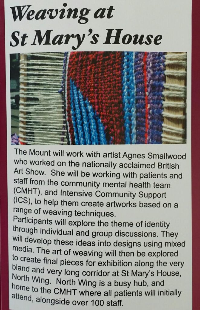 Arts and Minds Weaving