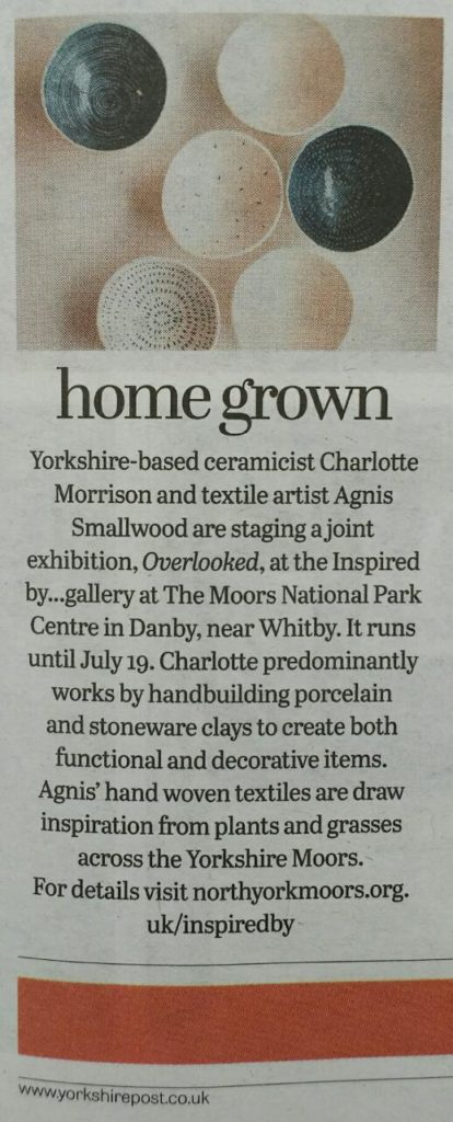Yorkshire Post home grown