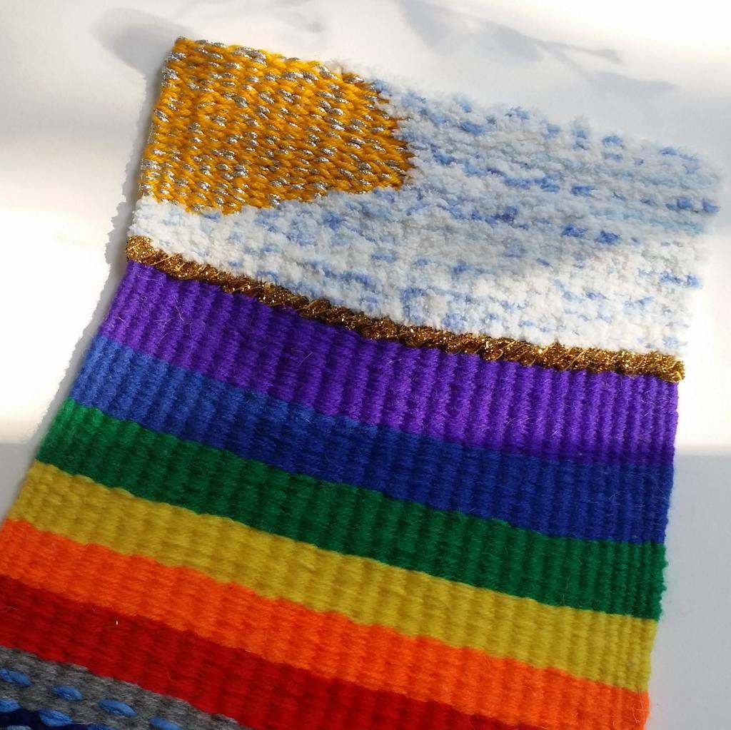 Participant Weaving