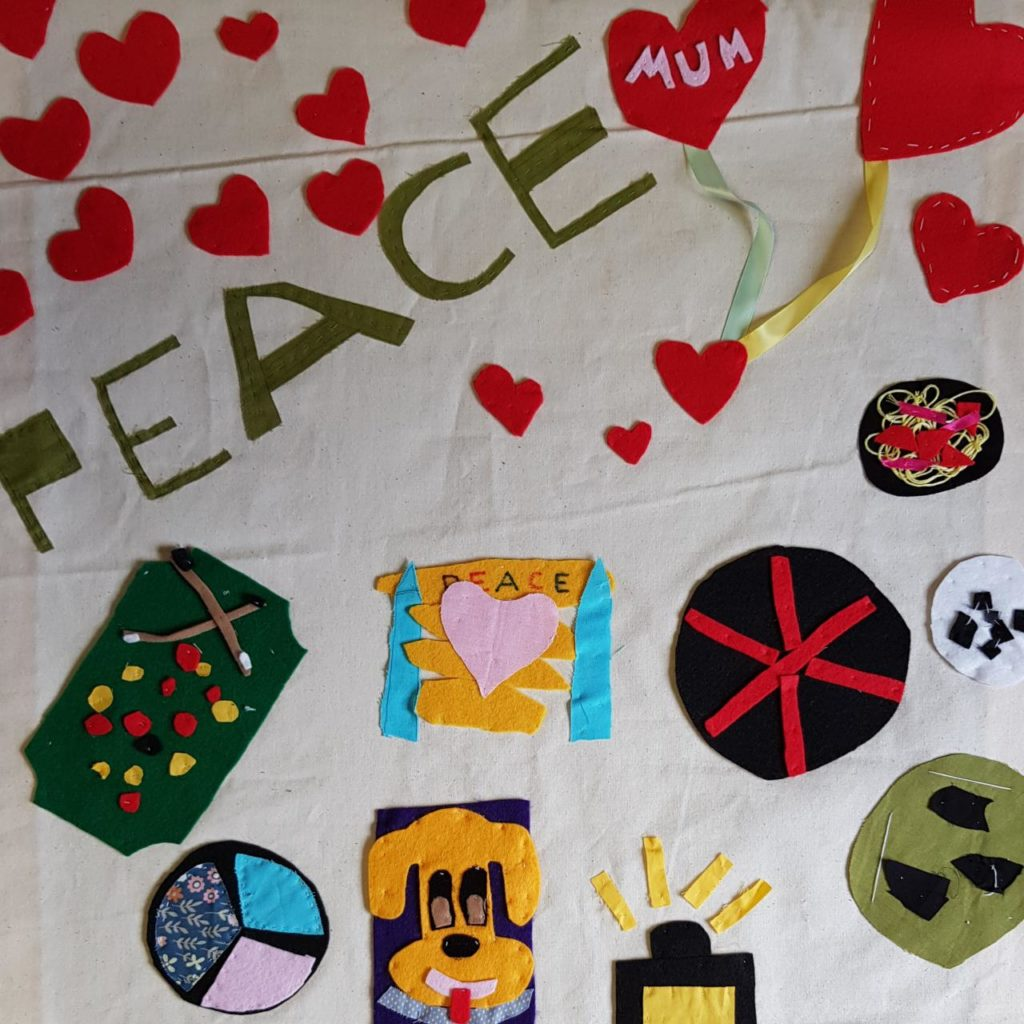 Peace Project - Youth Group