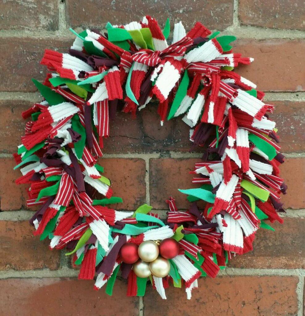 Christmas Wreath - Agnis Smallwood