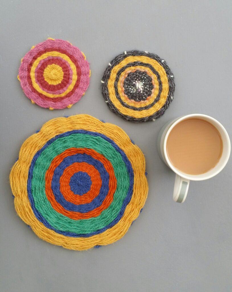 Coasters - Agnis Smallwood