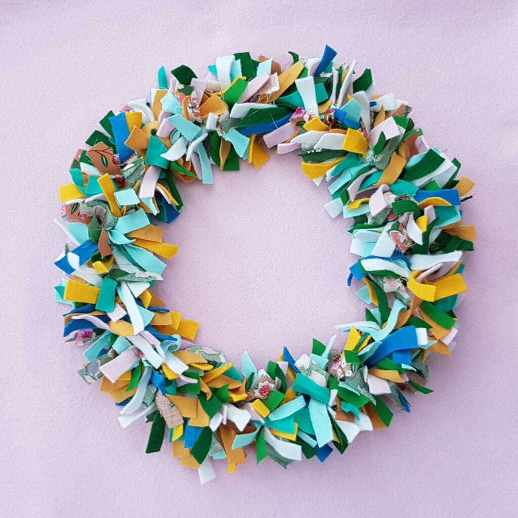 Spring Wreath - Agnis Smallwood